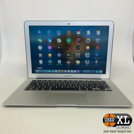Macbook Air 13 inch 2017 120 GB   Nette Staat