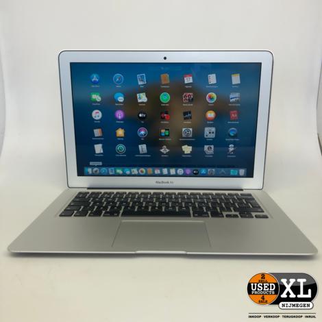 Macbook Air 13 inch 2017 250 GB | Nette Staat