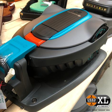 Gardena Sileno City 550 Smart Robotmaaier | 2 jaar Garantie