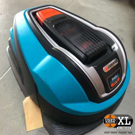 Gardena R40LI Robotmaaier | incl Garantie