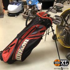 Wilson Golfset 13 delig incl Golftas | incl Garantie