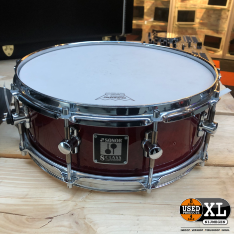 Sonor S Class 5 x 14 inch Snare Drum | ZGAN