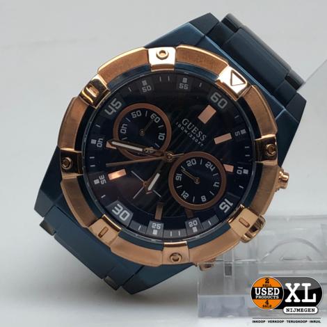 Guess Herenhorloge W0377G4 | Nieuw zonder Doos