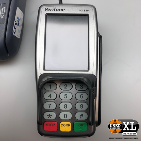 Verifone Vx570+Vx820 Pinapparaat | Nette Staat