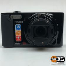 Ricoh HZ15 Digitale Camera | Nieuw in Doos