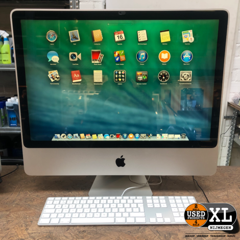 Apple iMac 7.1 2007 24 inch 2.4 Ghz | Nette Staat