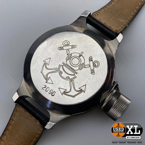 BM 0 CCCP Russisch Duikers Horloger Diver | Vintage
