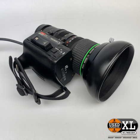 Canon J15X9.5B4 Zoomlens | Nette Staat