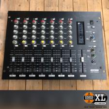 Dateq LPM 7.2 Mengpaneel DJ Mixer