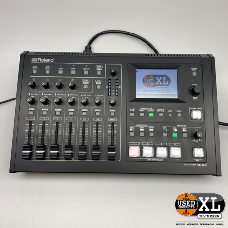Roland VR-4HD Videomixer Video Mixer | Nette Staat