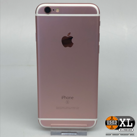 Iphone 6s 64gb Rose Gold | Nette Staat