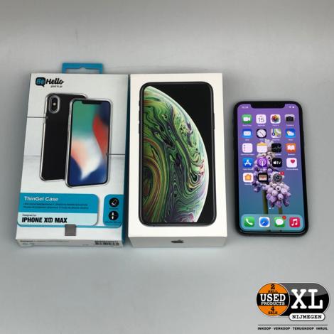 iphone XS 64GB Space Gray | Nieuwstaat