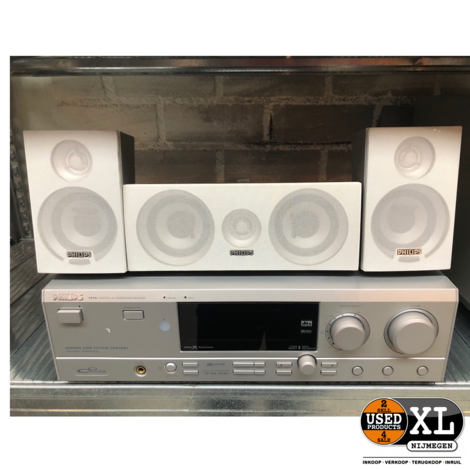 Philips FR984 Dolby Surroundset 5.1 | Nette Staat