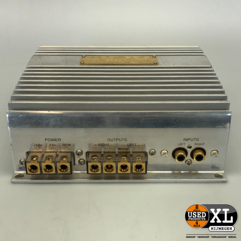 DLS Genesis SA50 Classe A Amp   excl Garantie