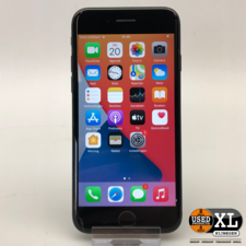 IPhone 7 128GB Zwart | incl Garantie