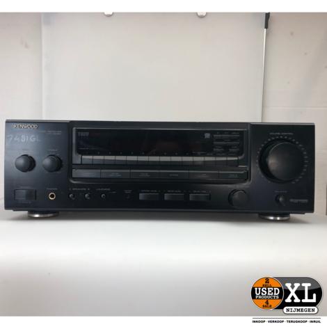 Kenwood KR-V6060 Reciever Versterker | Nette Staat