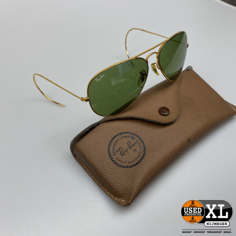 Ray-Ban 0RB3025 Aviator Large Metal | Nette Staat