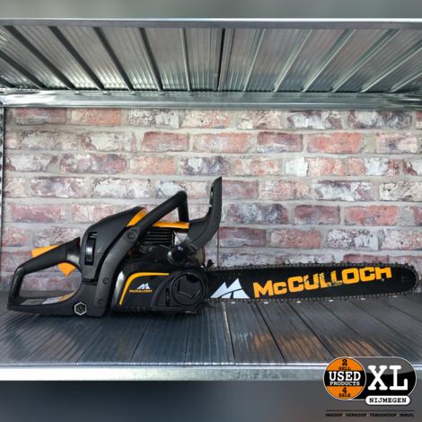McCulloch CS 450 Elite Benzine Kettingzaag | ZGAN
