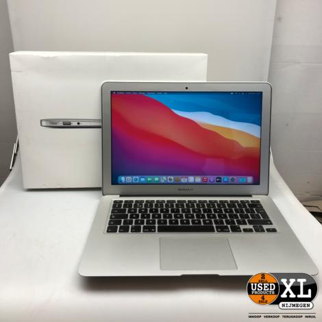 MacBook Air 2015 | Nette Staat
