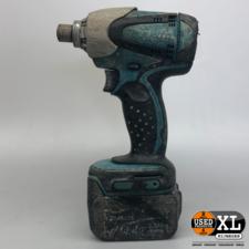 Makita BTD130F 14v Schroefmachine   incl Garantie