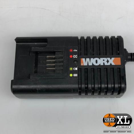 Worx WA3860 Acculader | Nette Staat