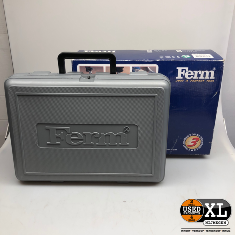 Ferm Combitool FCT-440F | incl Garantie