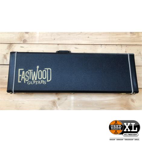 Eastwood Airline Mandola Mandolin Mandocaster | incl Case | ZGAN