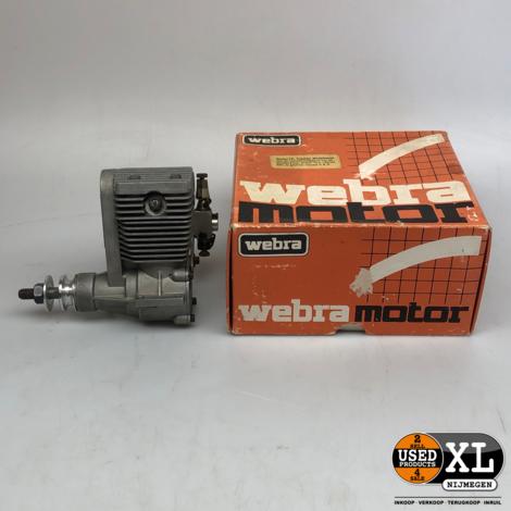 Webra T4-60 4 takt motor R/C Airplane Vliegtuig | Nieuw