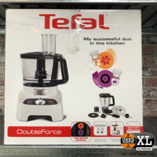 Tefal DoubleForce Foodprocessor Keukenmachine | Nieuw