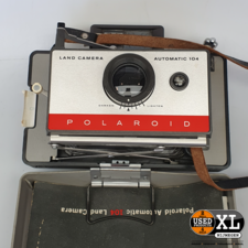 Polaroid 204 Land Camera Automatic | Nette Staat
