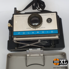 Polaroid 210 Land Camera Automatic | Nette Staat