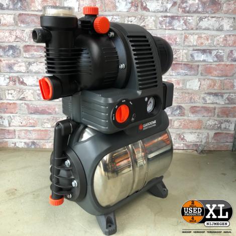 Gardena 5000/5 Eco Inox Hydrofoorpomp | ZGAN