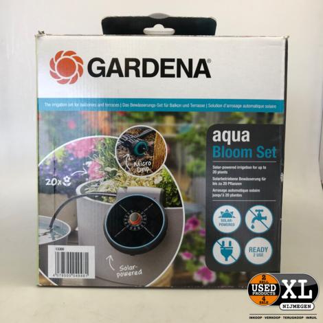 Gardena Aquabloom Set | incl Garantie