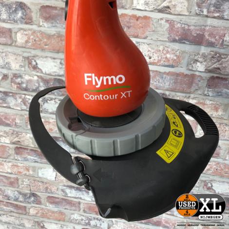 Flymo Contour Xt Grastrimmer   incl Garantie