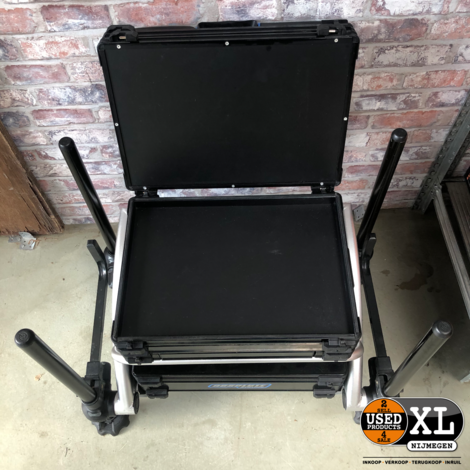 Preston Absolute Station Seatbox | Nette Staat