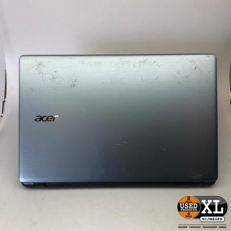 Acer E5-571-782H i7 8gb 128GB Laptop | incl Garantie
