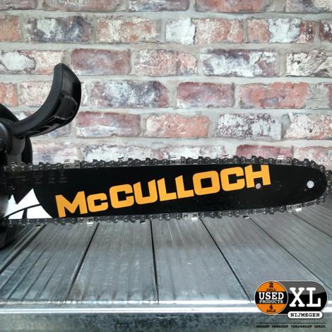 McCulloch CSE 1935S Elektrische Kettingzaag | incl Garantie
