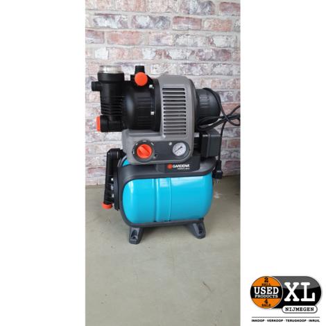Gardena 4000/5 Eco Hydrofoorpomp   incl Garantie