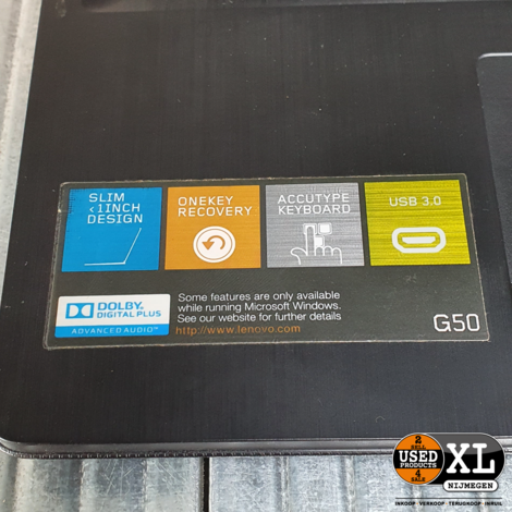 Lenovo G50 i7 Laptop   Nette Staat