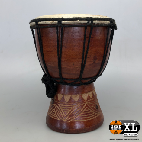 Mini djembé trommel | Nieuw