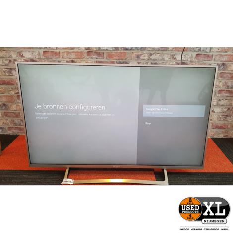 Sony KD43XE8077 43inch 4K Smart TV   Nette Staat