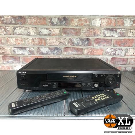 Sony SLV-SE80 Video Cassette Recorder   incl Garantie