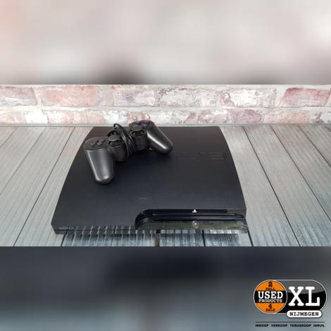 Sony Playstation 3 SLIM 320 GB Met Controller | met Garantie