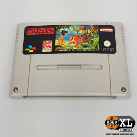The Jungle Book Super Nintendo Game | met Garantie