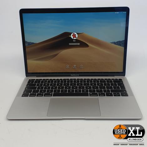 Macbook Air Retina 2019 13 inch i5 8gb 128 GB   Nette Staat