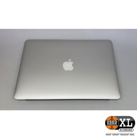 Macbook Air 13 inch 2013 i5 4GB 128 GB    Nette Staat