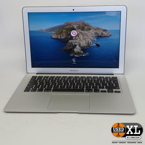 Macbook Air 13 inch 2015 i5 8GB 128GB   Nette Staat