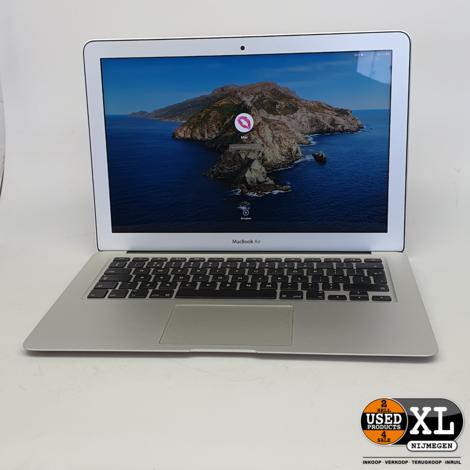 Macbook Air 13 inch 2015 i5 4 GB 128 GB   Nette Staat