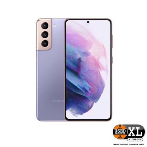 Samsung S21 5G Phantom Violet 128GB   Nieuw in  Seal