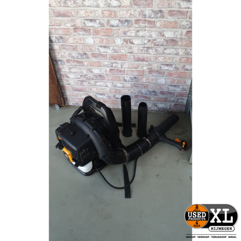 McCulloch GB 355BP Rugbladblazer Benzine | ZGAN